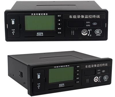 3G實時監控北鬥GPS行車記錄儀